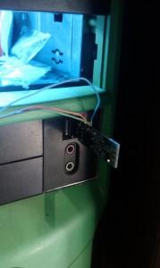 USB-Serial in PC